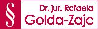Logo Dr. jur. Rafaela Golda-Zajc