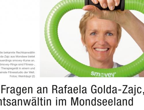 Interview mit Dr. Rafaela Golda-Zajc zu smovey